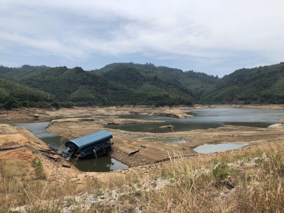 Пхукет страдает от засухи / twitter.com/ThaigerNews