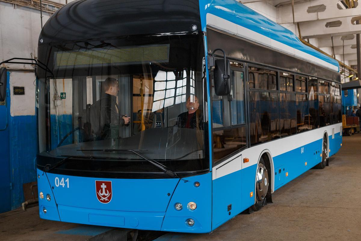 bb01de83bf486e У Вінниці почали виготовляти власні тролейбуси - новини транспорту ...