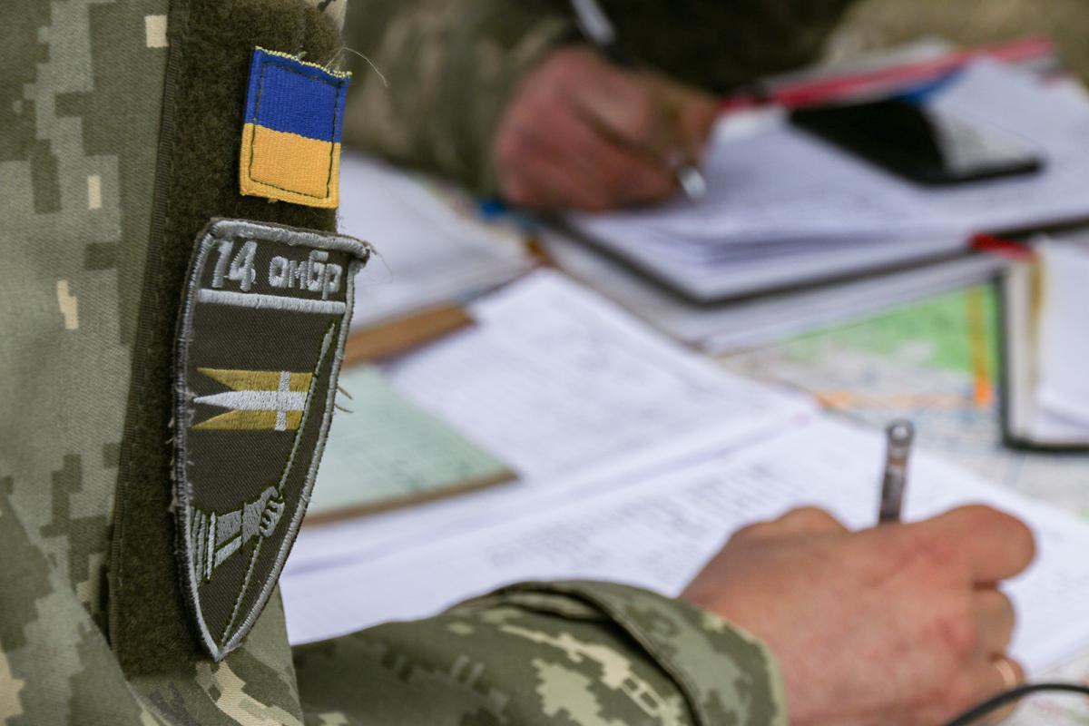 Военнослужащих будут проверять на инфицирование новым коронавирусом / фото mil.gov.ua