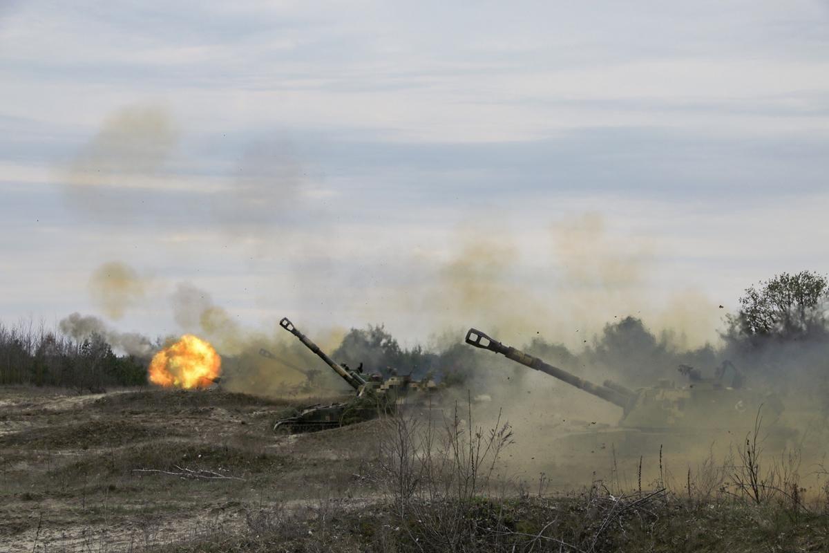 В результате обстрелов, потерь среди военнослужащих Объединенных сил нет / mil.gov.ua