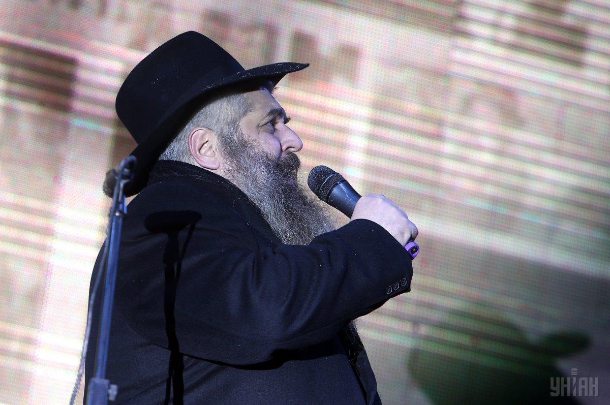 Моше Реувен Асман просив ЦВК продовжити роботу виборчих дільниць через іудейськесвятоПесах / фото УНІАН