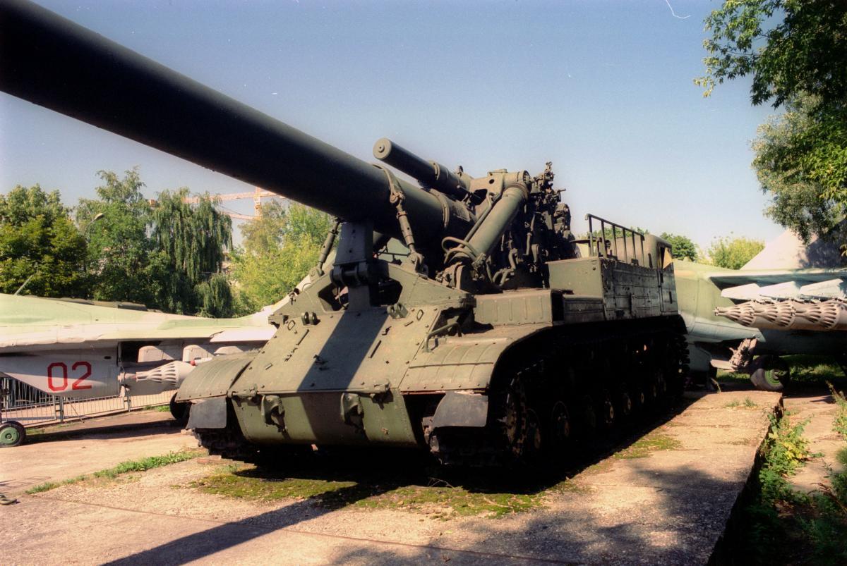 """Пушка 2А3 """"Конденсатор"""" была устаревшей с самого начала / Flickr/Michail Ermolaev"""