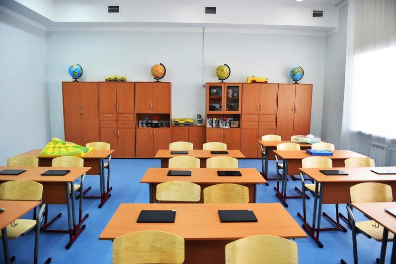 Расписание уроков для 11 класса / Фото kyivcity.gov.ua