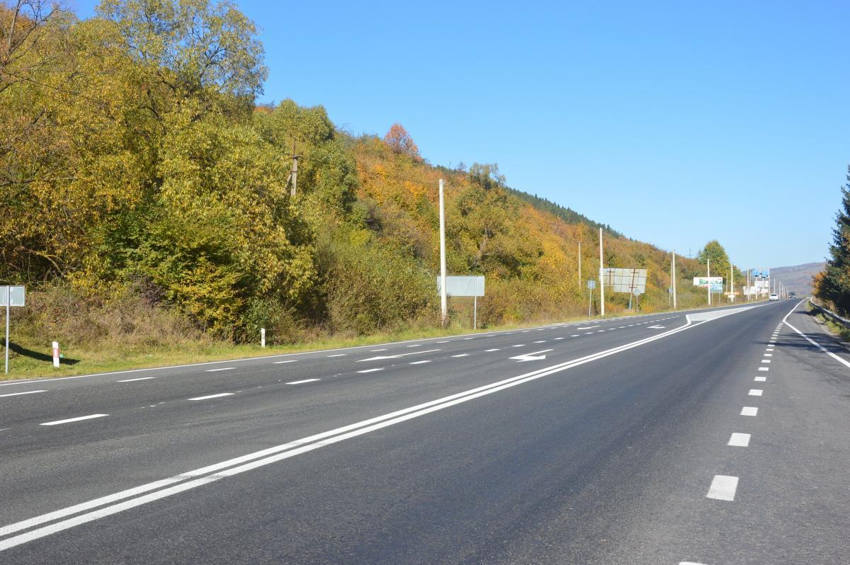 Між Львовом і Мукачевимзбудують автомагістраль/ фото ukravtodor.gov.ua