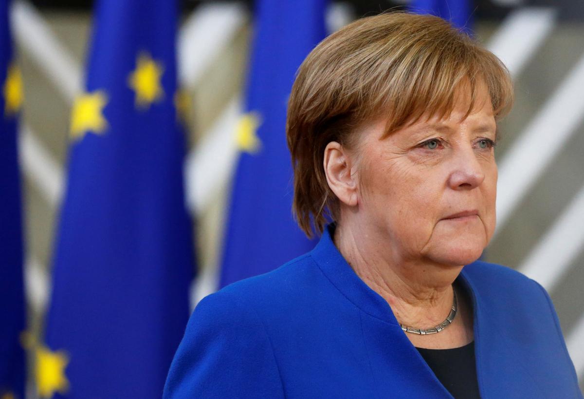 Анегла Меркель / REUTERS