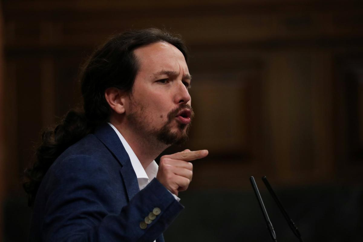 Пабло Иглесиас / REUTERS