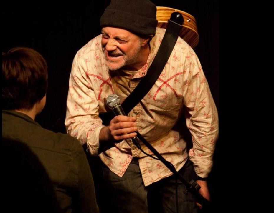 Британский юморист Ян Когнито умер на сцене / Facebook - Ian Cognito