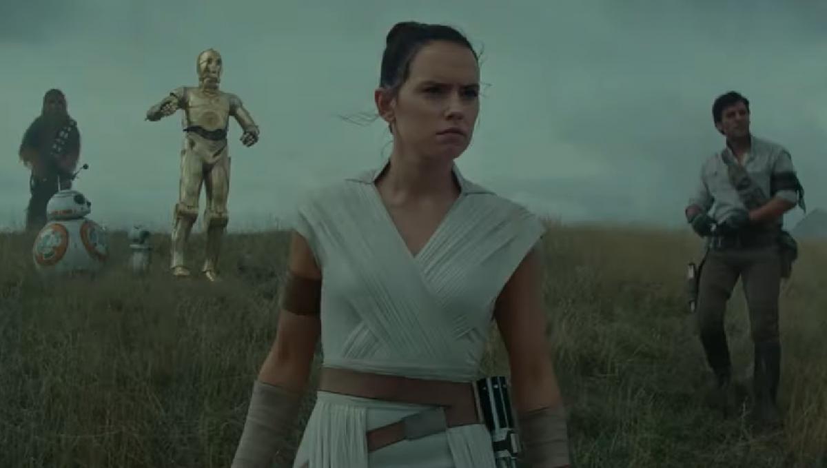 """У мережі з'явився перший тизер нових """"Зоряних воєн"""" / Скріншот - Star Wars: Episode IX – Teaser"""