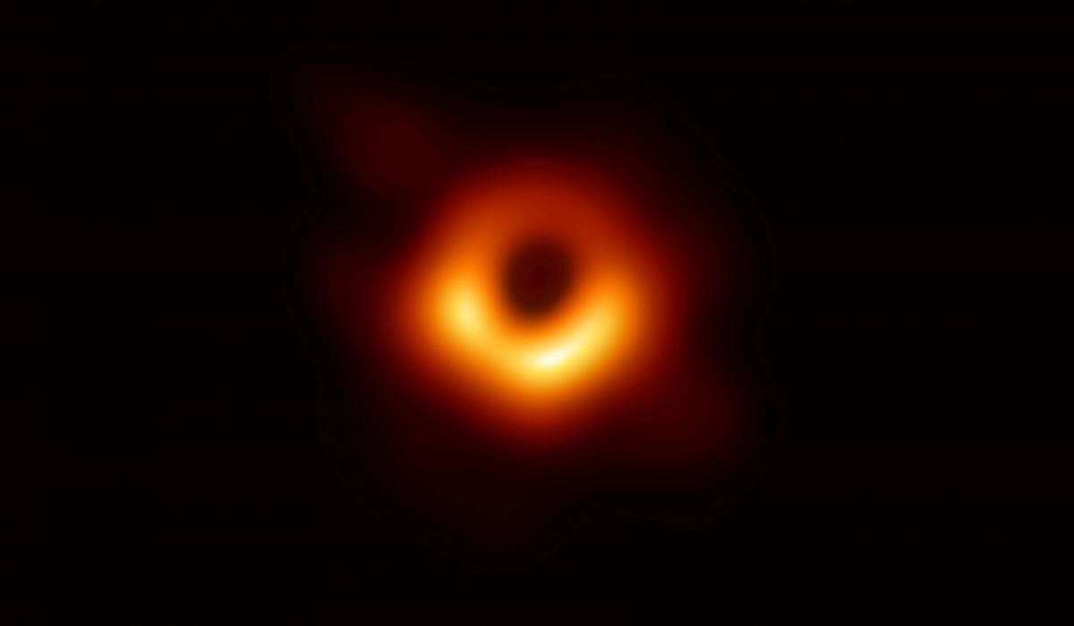 Чорна діра / REUTERS