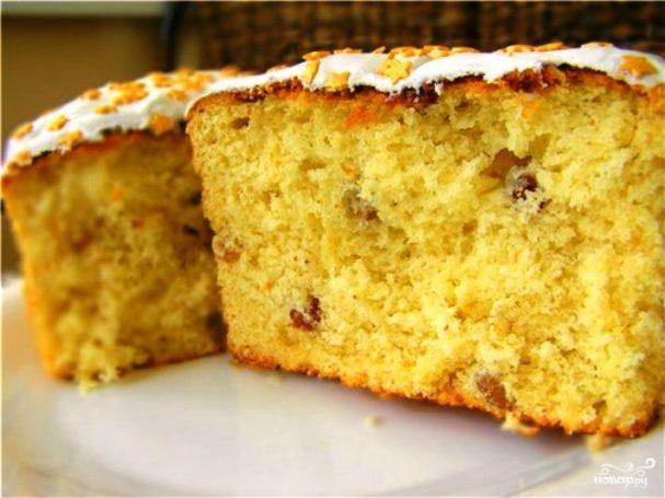 Без особых хлопот и с помощью этого рецепта можно испечь вкусные и ароматные куличи кПасхе \ Повар.ру