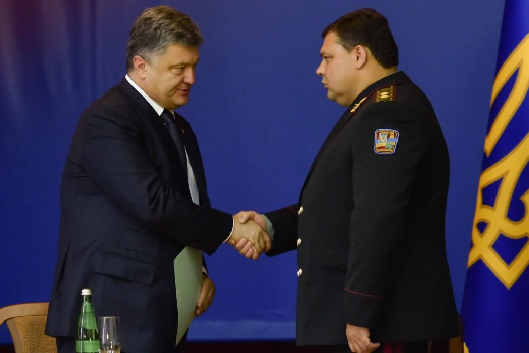 Кондратюк занималэту посаду з 15 жовтня 2016 року / Вікіпедія