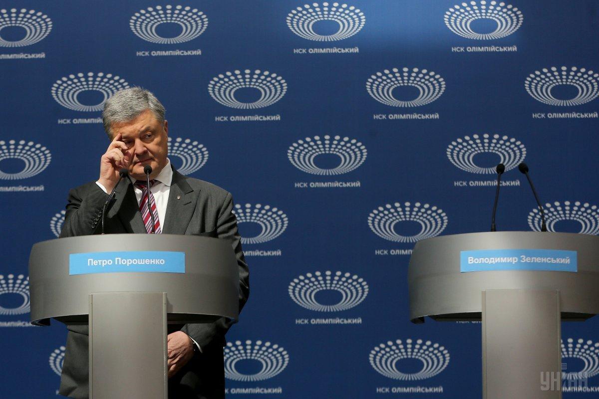 За словами Порошенка, Україна потребує «сильного президента» / фото УНИАН