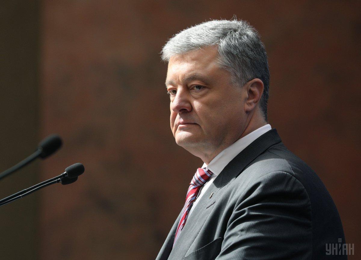 Порошенко звинуватив Горбатюка у відсутності прогресу у розслідуваннях справи Майдану / фото УНІАН