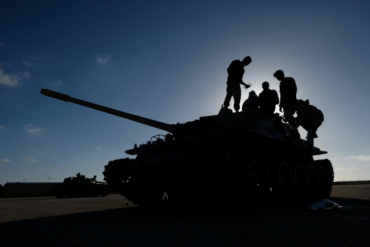 Нагорный Карабах может стать третьим фронтом войны между Турцией и Россией / REUTERS