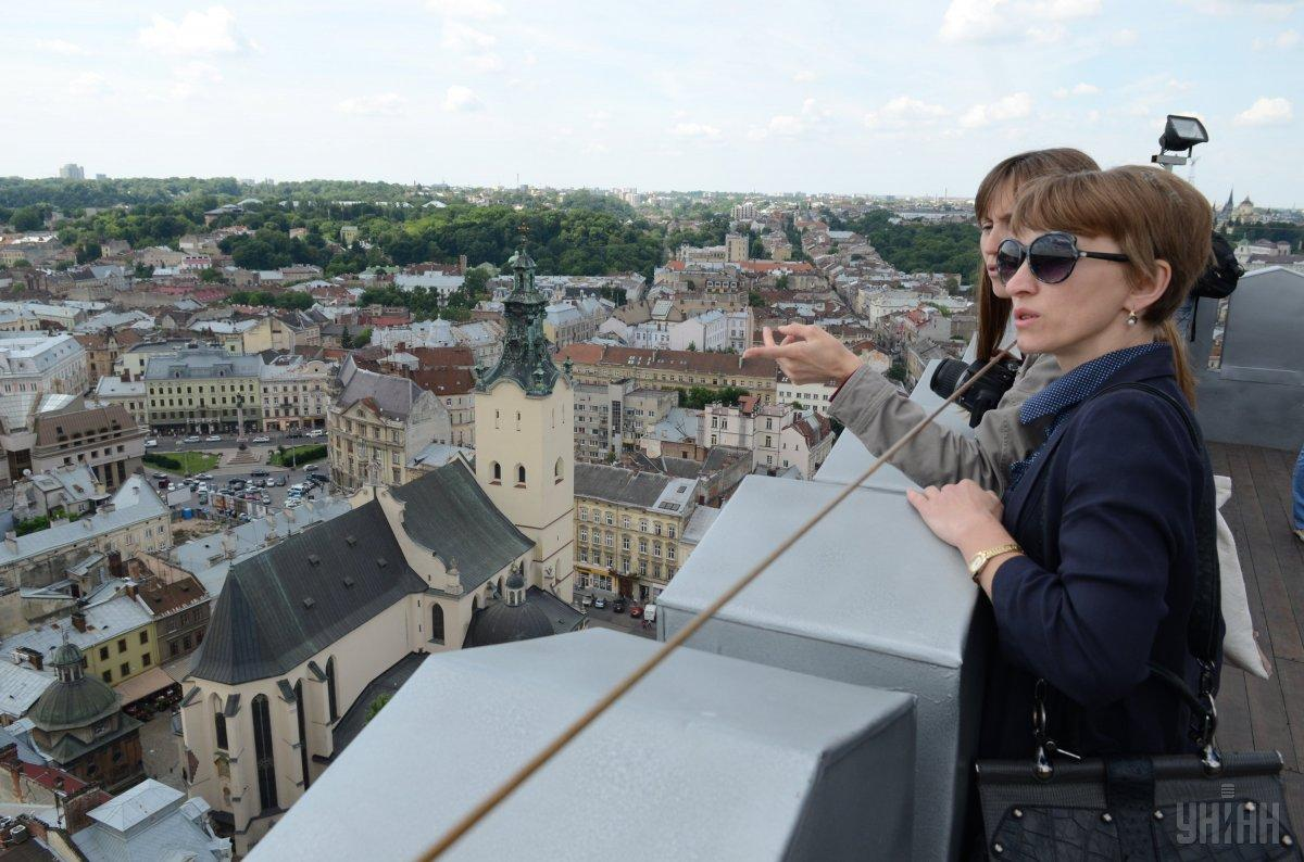 Львів увійшов у сотнюнайбільш популярних туристичних напрямків світу / фото УНІАН