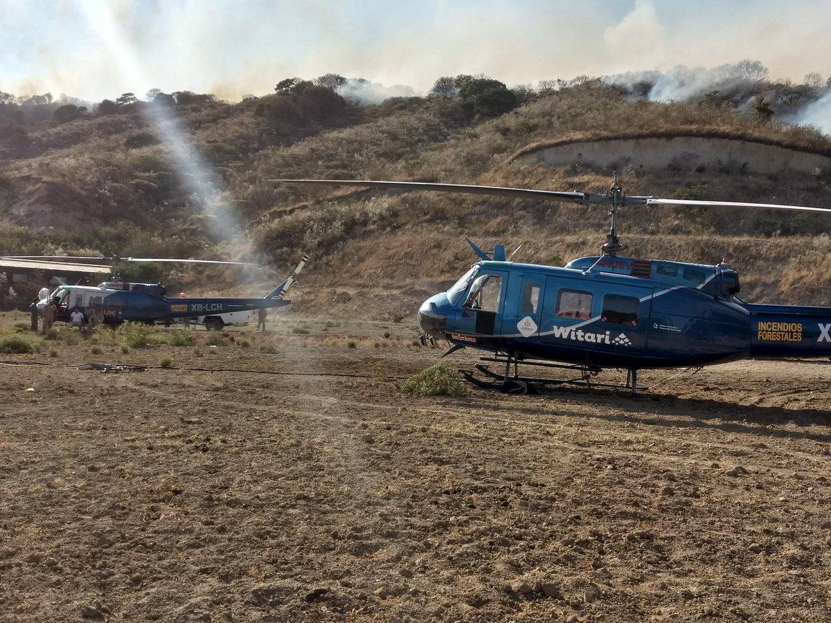 У Мексиці вирує лісова пожежа / twitter.com/PCJalisco