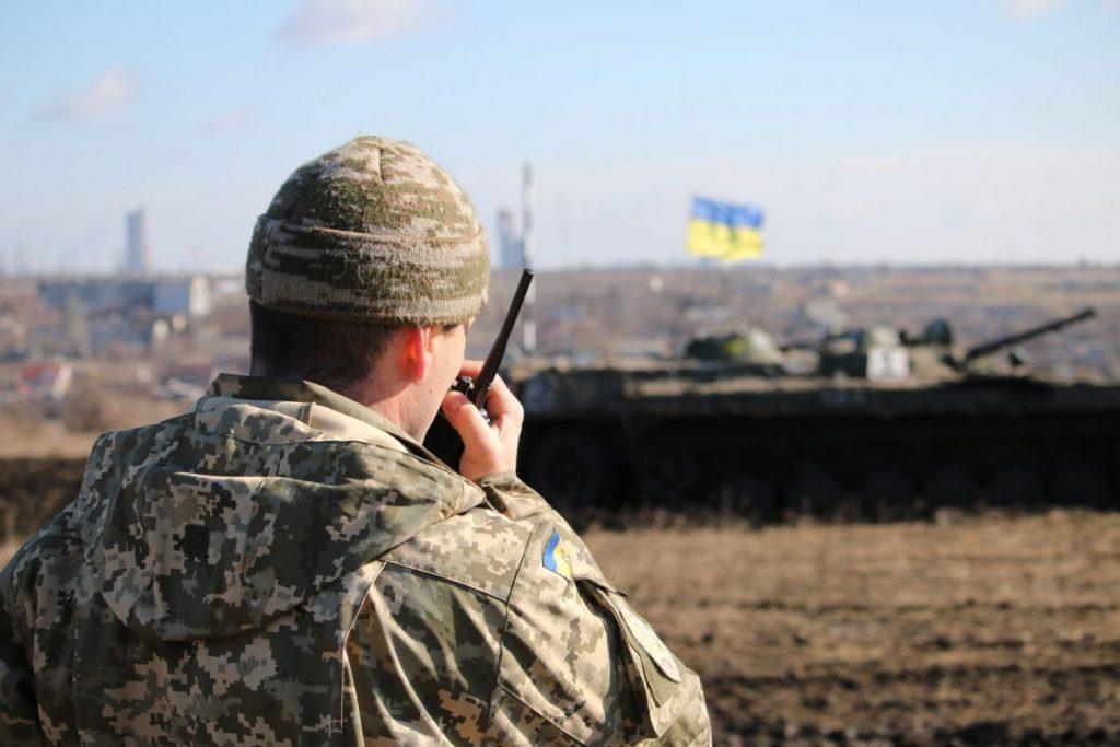 """До кінця року планується навчити приблизно 120 військових / Фото: """"Повернись живим"""""""
