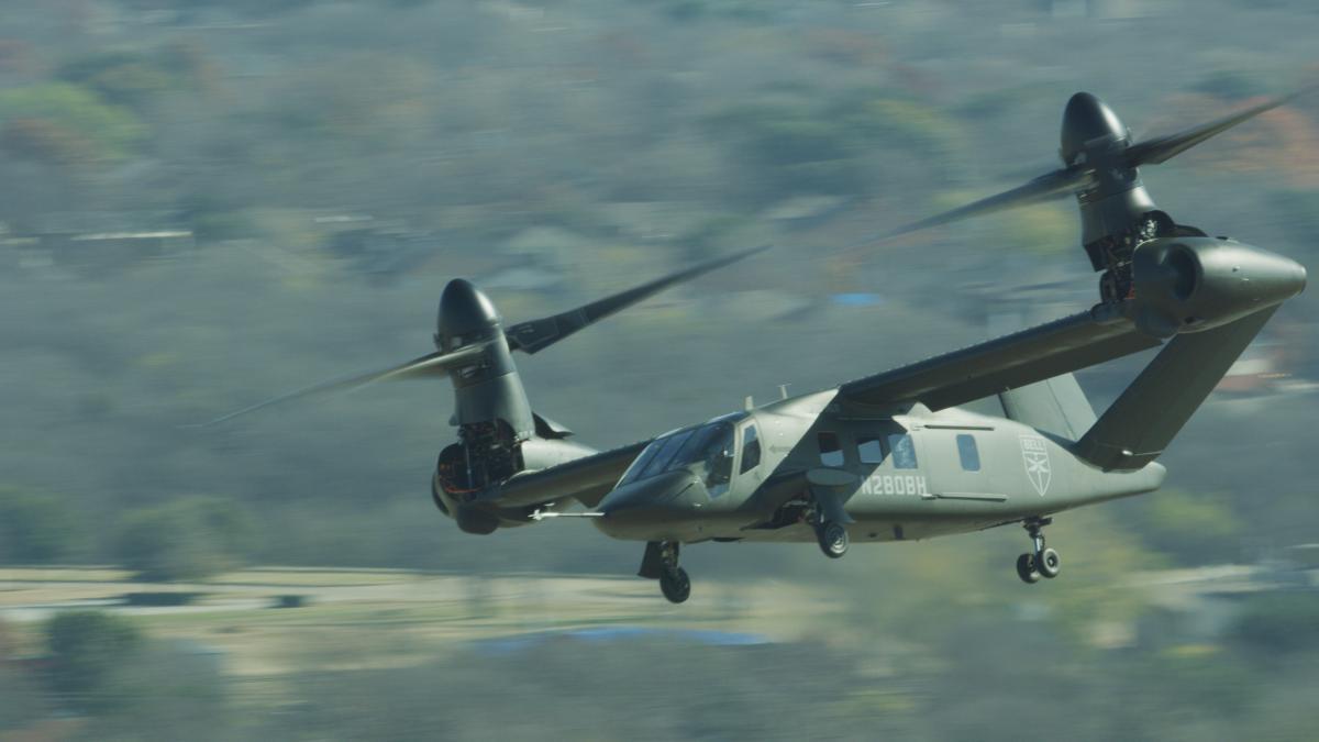 Американский V-280 успешно проходит испытания / Breaking defense