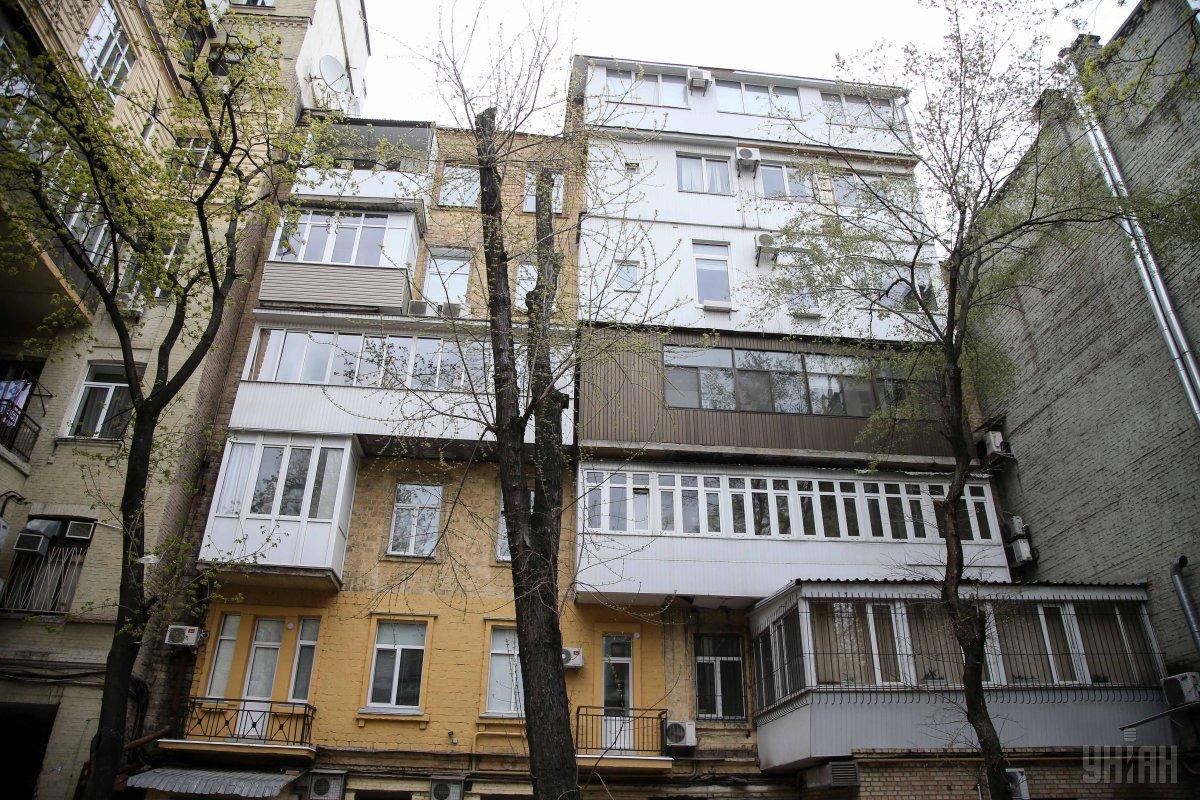 Устаревший жилой фонд - проблема украинских городов / фото УНИАН