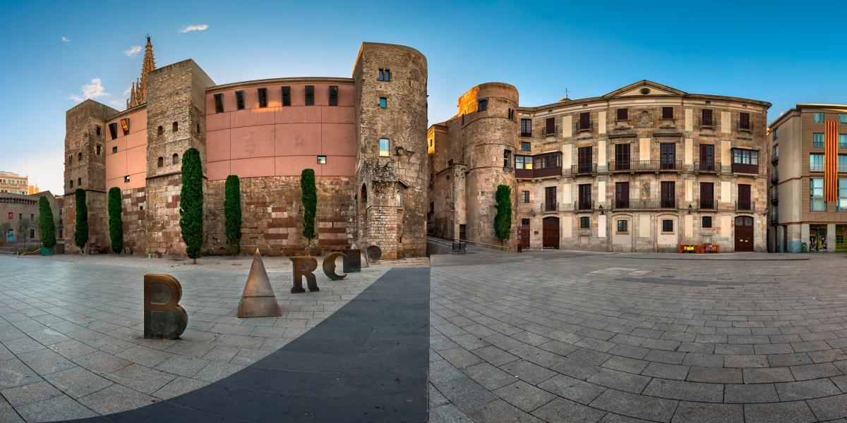 Новая площадь, Барселона / Фото locationscout.net