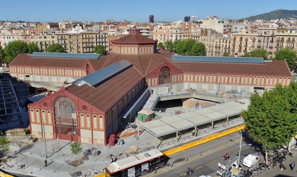Рынок Сан Антони в Барселоне / Фото ajuntament.barcelona.cat