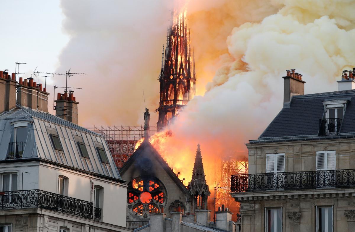 Собор Парижской Богоматери \ REUTERS