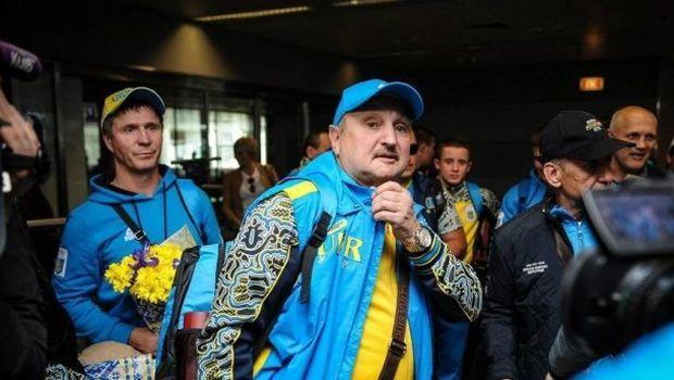Дмитро Сосновський скандально висловився про жіночийбокс і ЛГБТ / fbu.org.ua