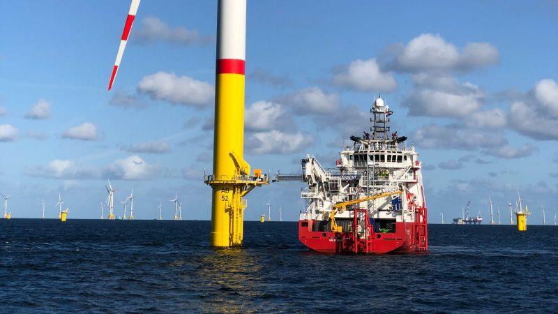 Ветряную электростанцию в Балтийском море открывают сегодня / фото equinor.com