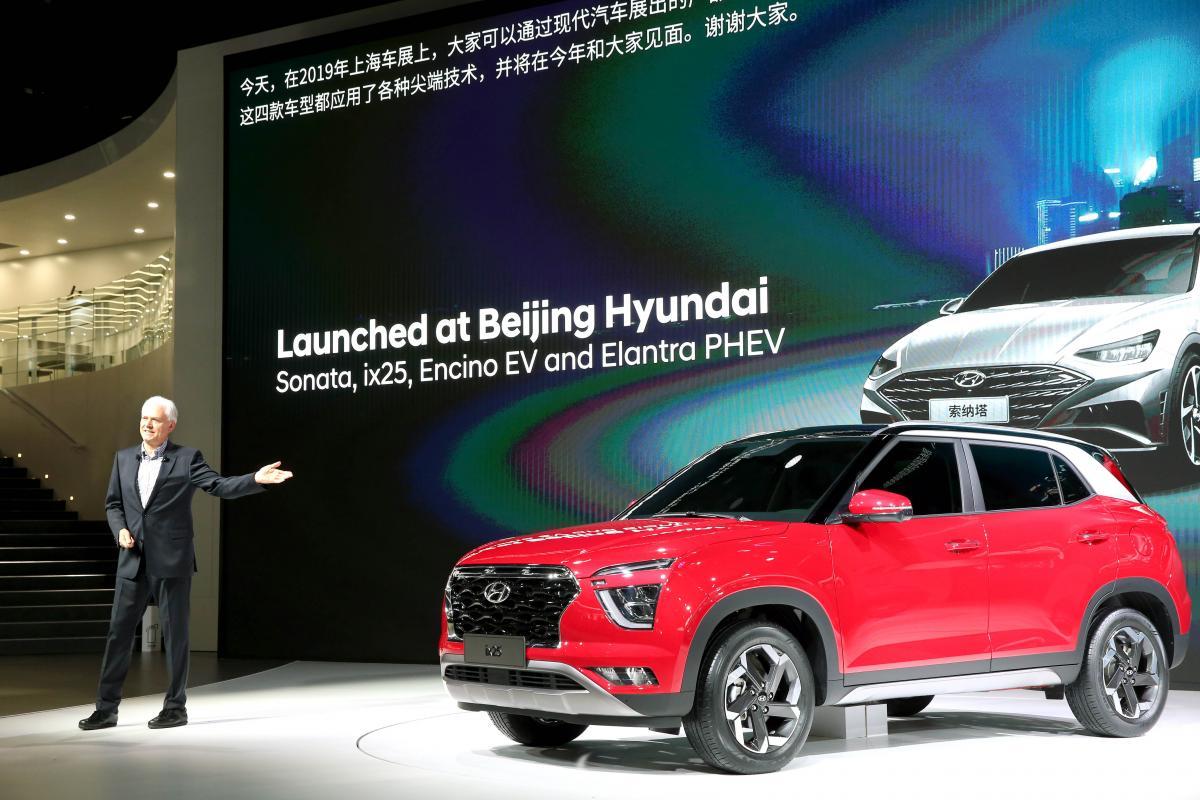 Hyundai явно став більше свого попередника / фото hyundai.com