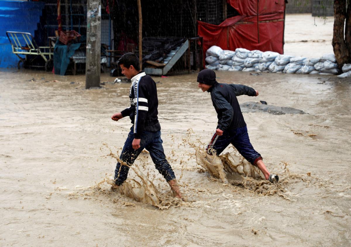 Повінь в Афганістані / REUTERS