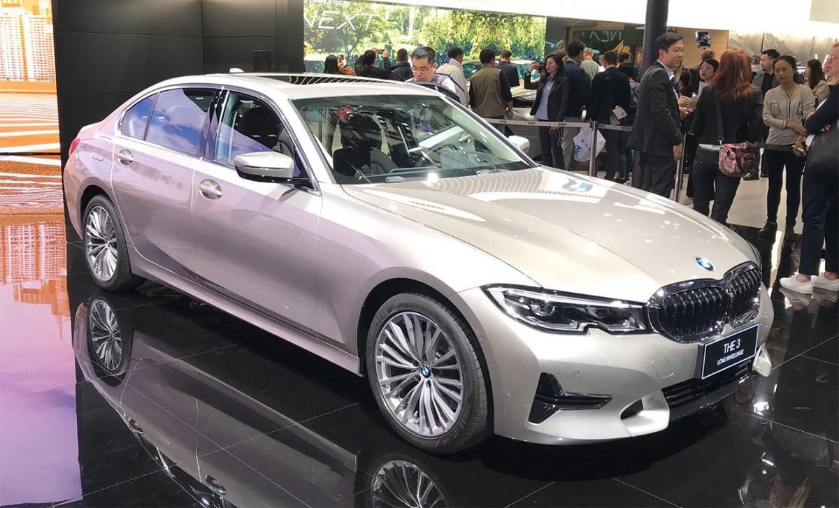 Новинка вийшла найбільшою в своєму класі / фото BMW