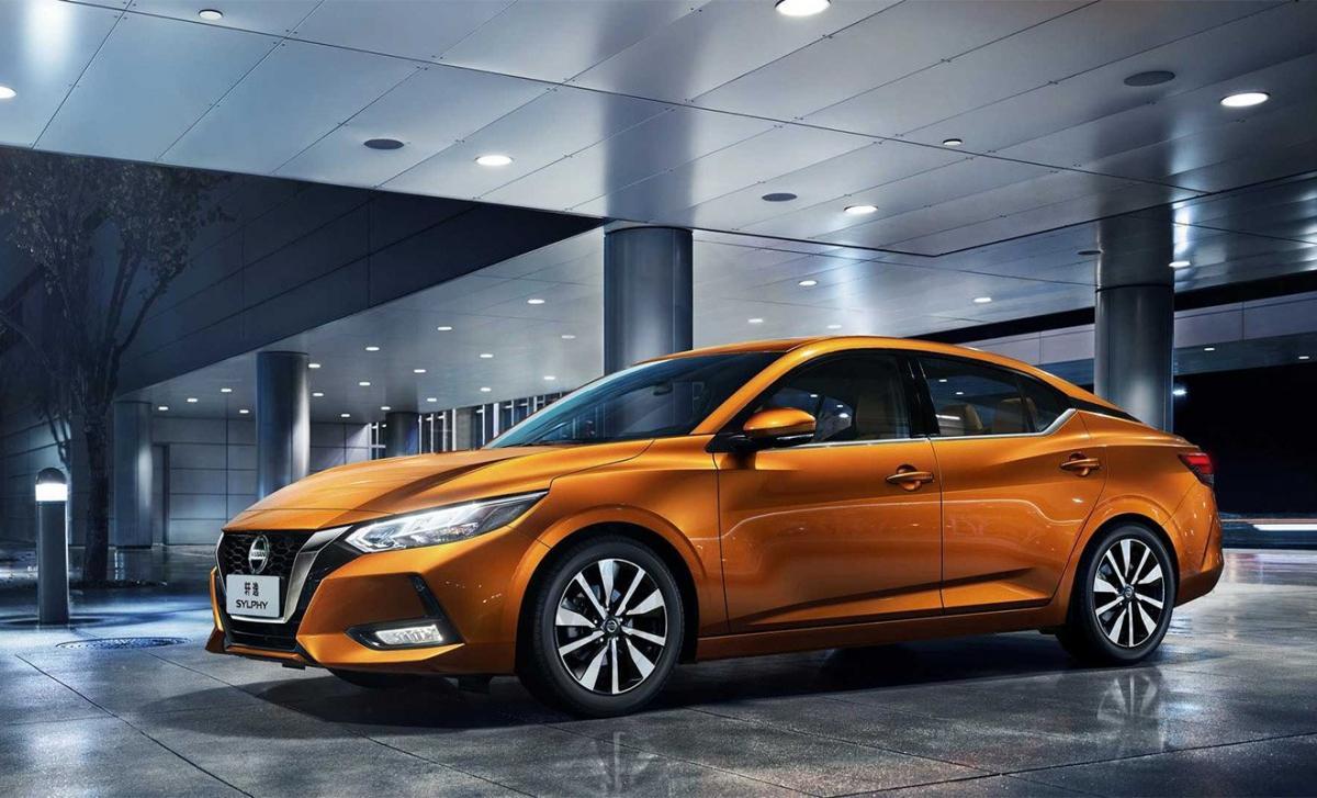 Седан Nissan Sylphy нового покоління / фото Nissan