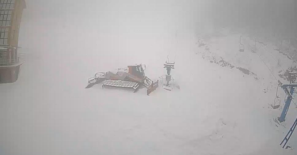 Карпати замело снігом / snig.info