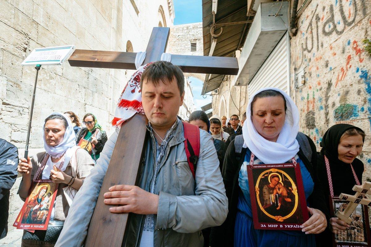 26 квітня православнівідзначають Страсну П'ятницю / фото УНІАН