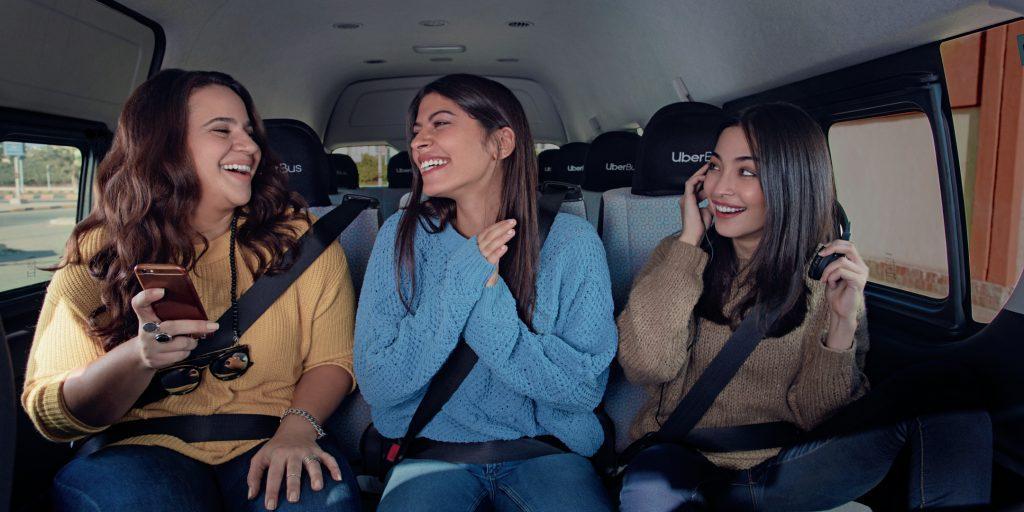 Цена поездки вUber Shuttle будет варьироваться от 15 до 30 гривень / фото uber.com