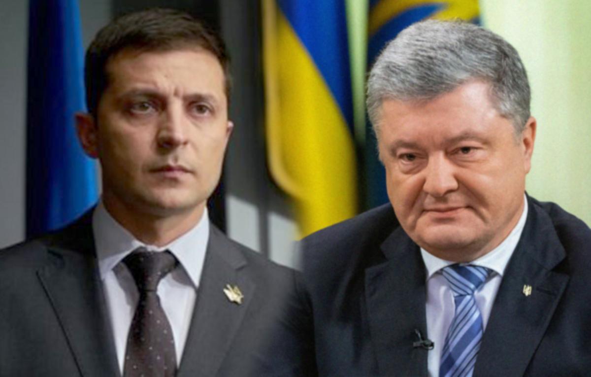 Выборы в Украине. Зеленский выиграл дебаты