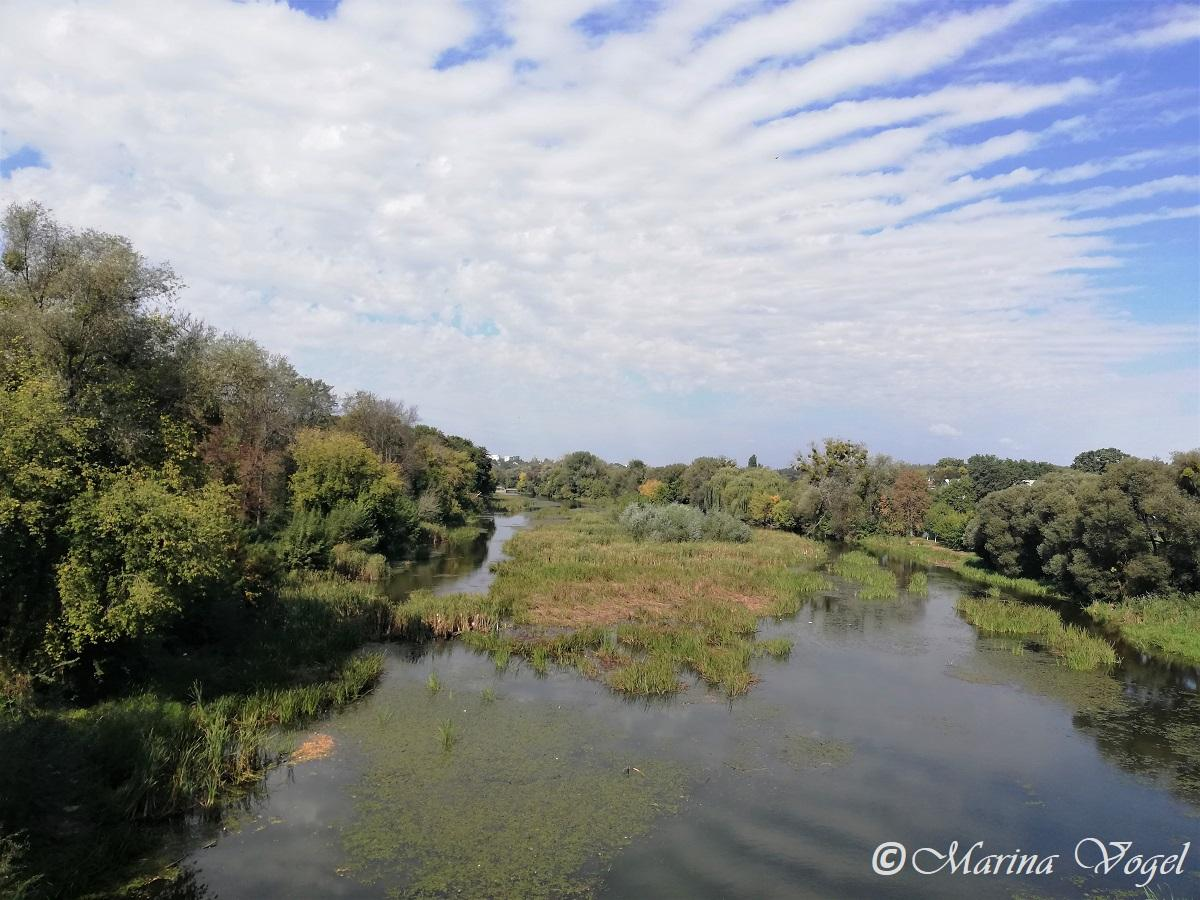 Коростышев стоит на реке Тетерев / Фото Марина Григоренко