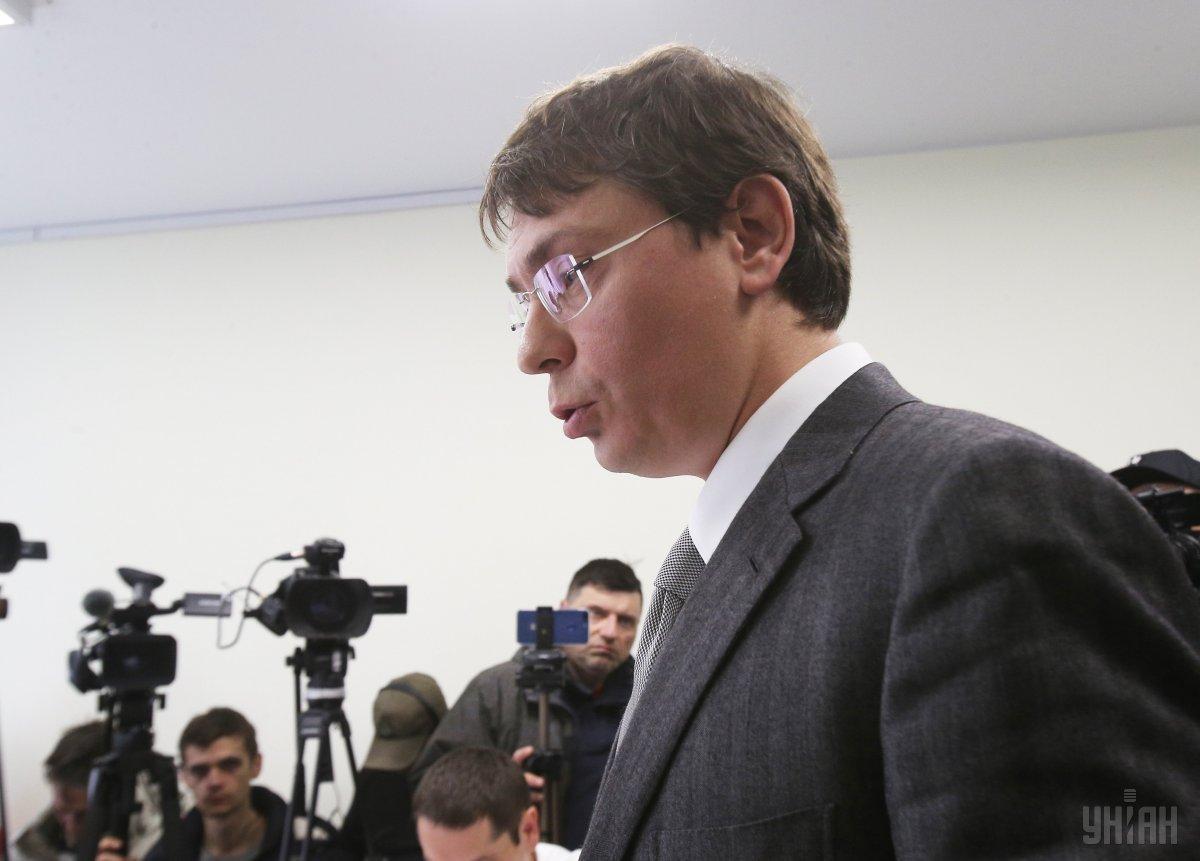 Колишній нардеп Крючков прийшов на засідання суду нетверезим / фото УНІАН