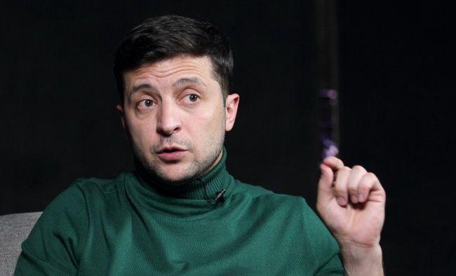 Зеленський розповів про зміну кадрів / скрін відео