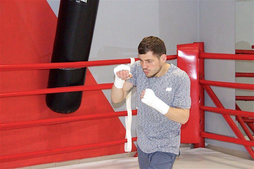 Денис Берінчик провів відкрите тренування / фото: К2 Promotions