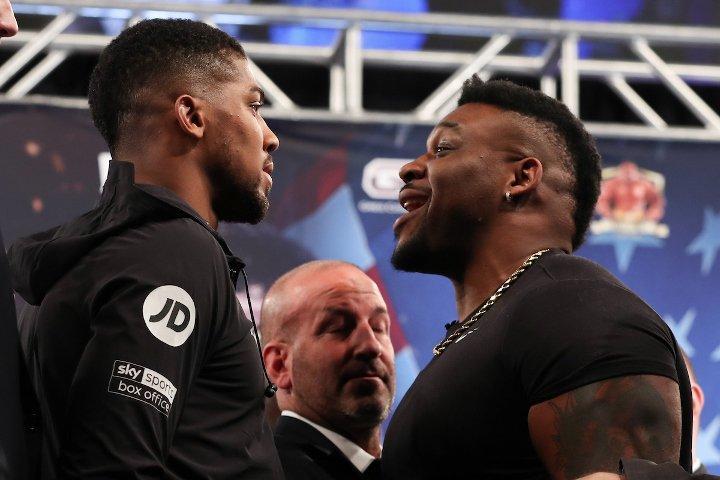 Бой Энтони Джошуа и Джаррелла Миллера не состоится / фото: Boxingscene