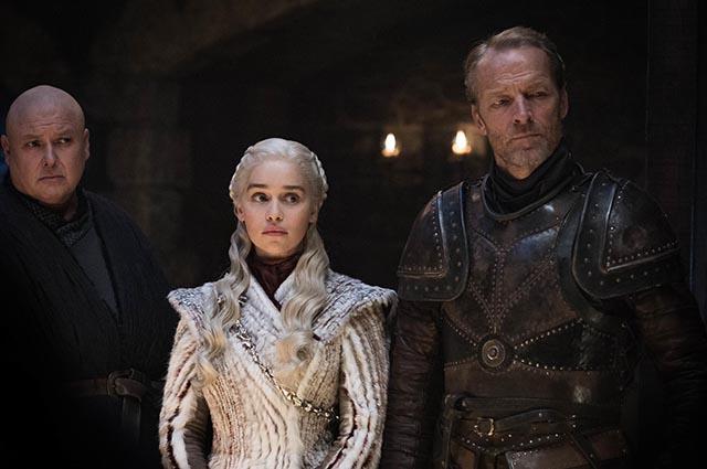 """Фанаты """"Игры престолов"""" учат язык Дейнерис Таргариен / HBO"""