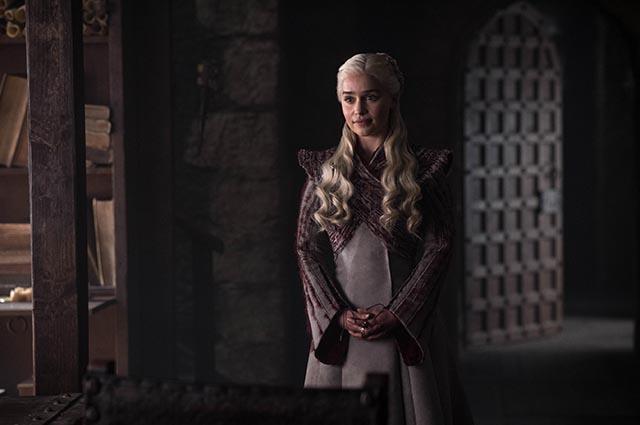 Промови Гітлера допомогли ЕміліїКларк підготуватися до фіналу Гри престолів / HBO