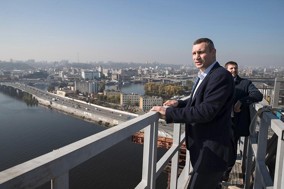 Кличко публично обратился к президенту Украины Владимиру Зеленскому / УНИАН