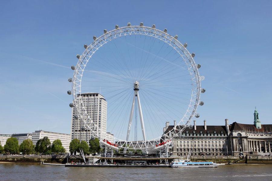 Найбільше в світі колесо огляду «Око Дубая» запрацює в 2020 році \ famproperties.com