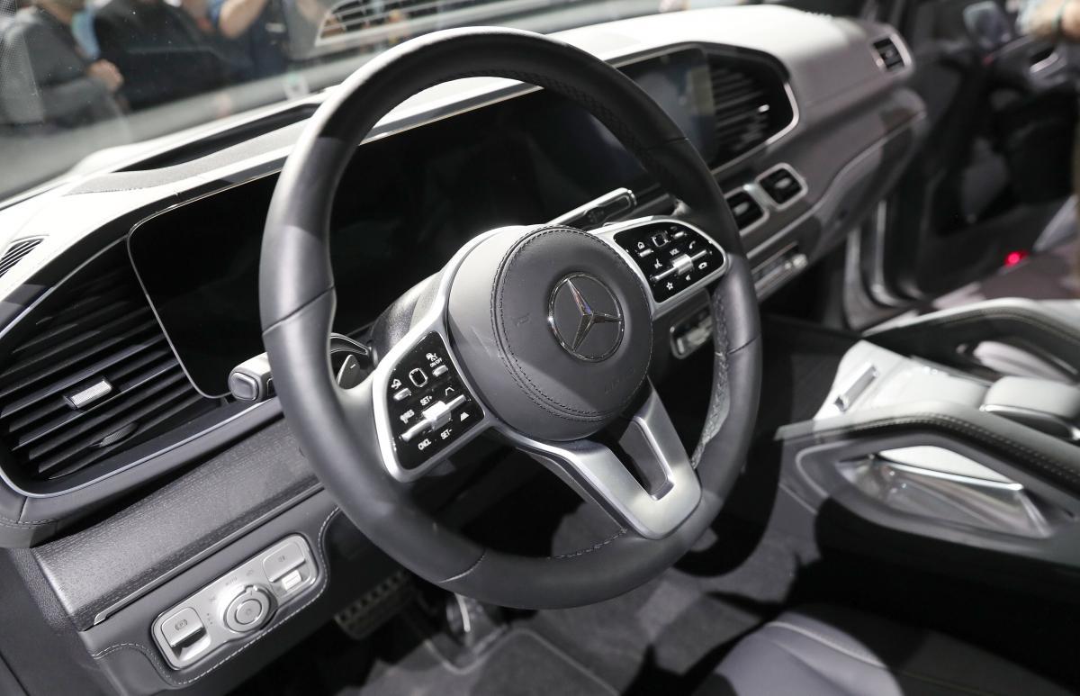 Суд удовлетворил иск Nokia ксобственнику бренда Mercedes-Benz/ Иллюстрация REUTERS