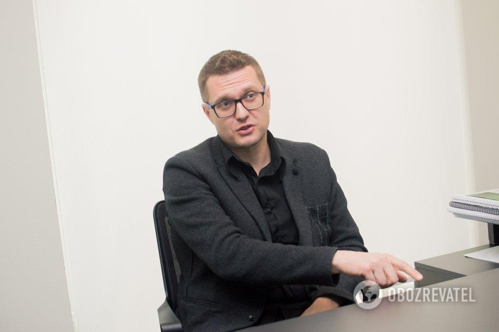 Иван Баканов / фото Обозреватель
