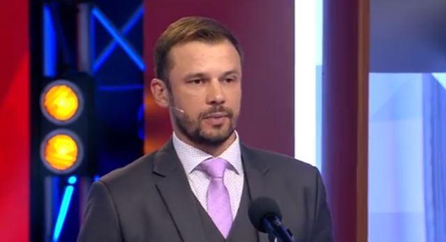 Сергей Бабак / Скриншот