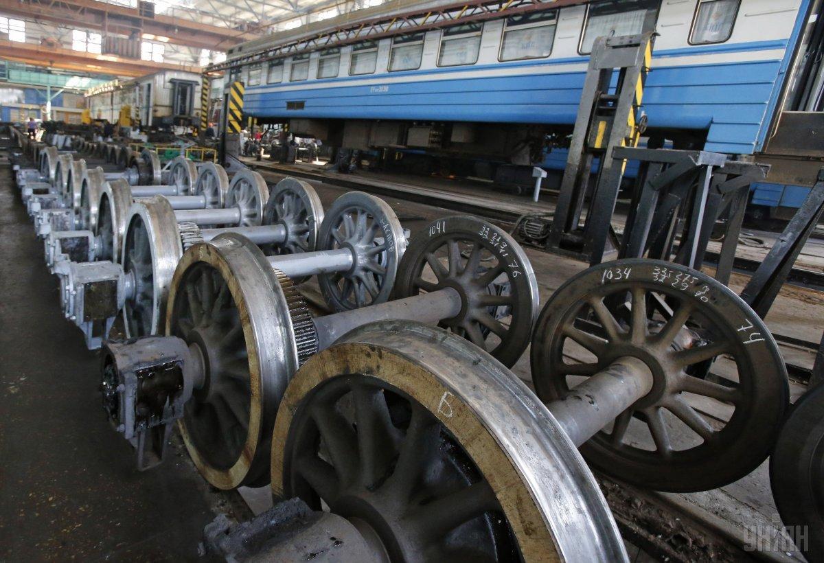 В Украине сегодня отмечают День железнодорожника / фото УНИАН