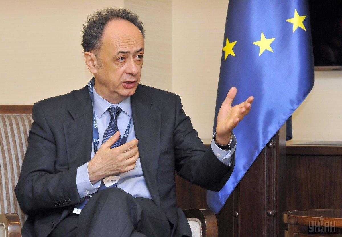 Мингарелли призвал усилить антикоррупционную деятельность / фото УНИАН